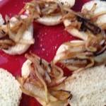 burfer poulet oignons