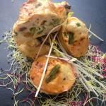 cake lapin asperge mozza 2