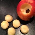 pomme d amour billes
