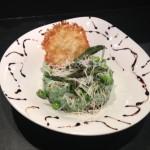 risotto vert assiette 2
