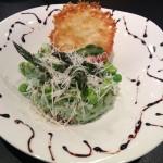 risotto vert assiette 3