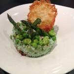 risotto vert assiette 4