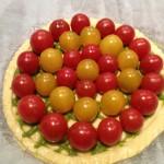 tarte tomates basilic tomates