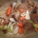agneau tube cuisson legumes