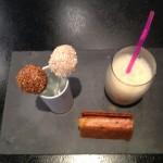 foie gras ardoise  trio