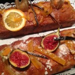 cake orange et figue