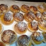 mandarine meringuee tartelette