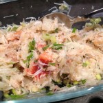 crabe stick preparation