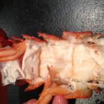 homard decoupage