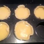 pasteis nata cuisson 1