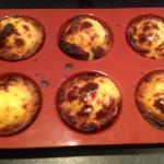pasteis nata cuisson 2