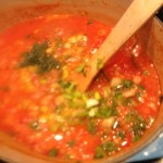 rougail de morue cuisson 1